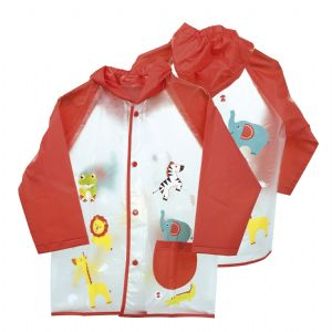 IMPERMEABLE-TRASLUCIDO-TALLA-18-36-MESES-PVC-CON-RIBETE-ANIMALES
